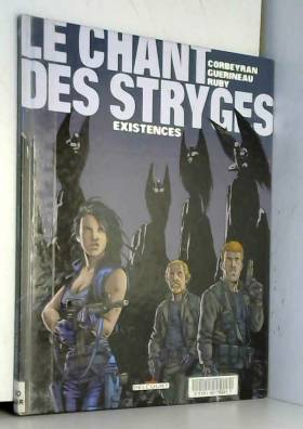 Le Chant des Stryges, tome...