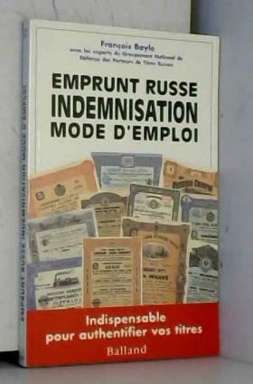 EMPRUNT RUSSE....