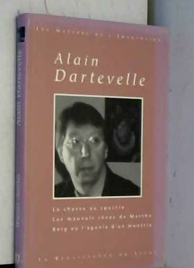 Alain Dartevelle, tome 1