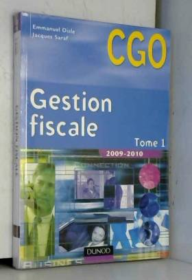 Gestion fiscale : Tome 1