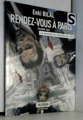 Le Monstre, Tome 3 :...