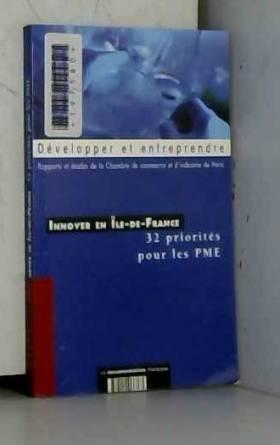 Innover en Ile-de-France :...