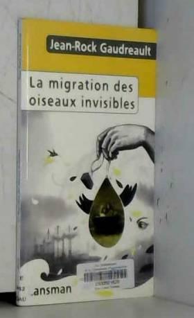 La migration des oiseaux...