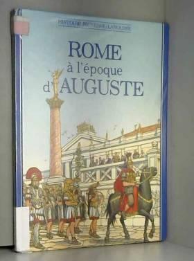 Rome a l'epoque d'auguste
