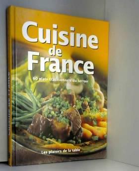 Cuisine de France, 60 plats...