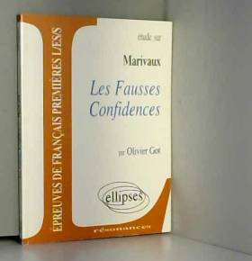 Marivaux, Les Fausses...