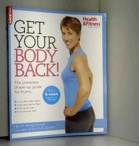 Health & Fitness, MagBook, Wendy Powell, Lucy... - Health & Fitness Get Your Body Back