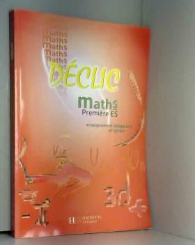 Maths, 1re ES :...