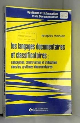 Les langages documentaires...