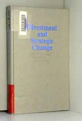 John Coyne et Professor Michael Wright - Divestment and Strategic Change