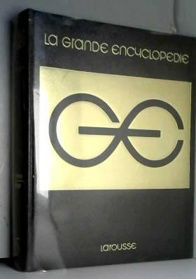 Collectif - La grande encyclopédie / ostrava-pliage