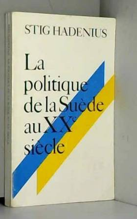'publication_date' Merchant: '1989-01-01' /... - La politique de la Suède au XXe siècle