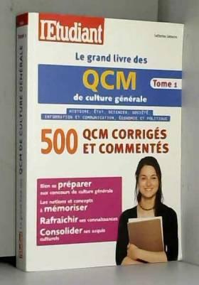 Le grand livre des QCM de...