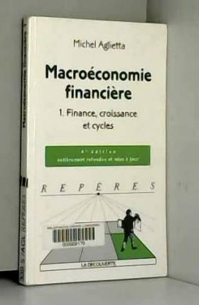 Macroéconomie financière :...