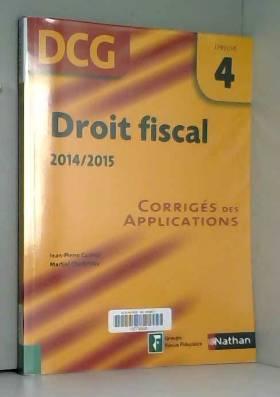 Jean-Pierre Casimir et Martial Chadefaux - Droit fiscal