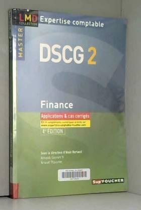 DSCG 2 Finance applications...