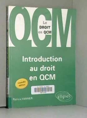 Introduction au droit en QCM
