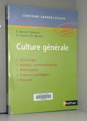 Culture générale : Concours...