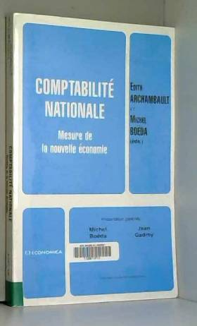 Comptabilité national :...