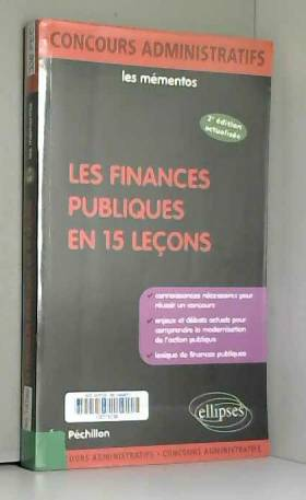 Finances Publiques en 15...