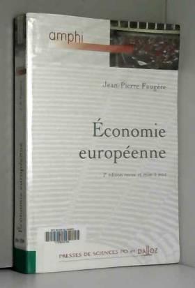 Économie européenne