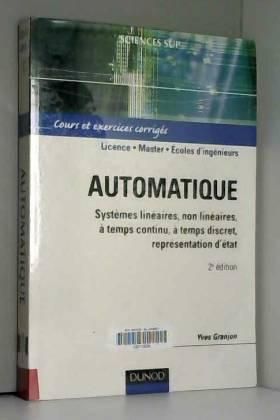 Automatique - Systèmes...