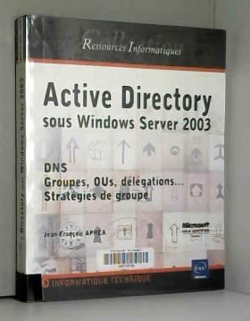 Active Directory : Sous...
