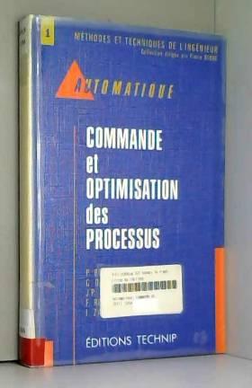 Commande et optimisation...