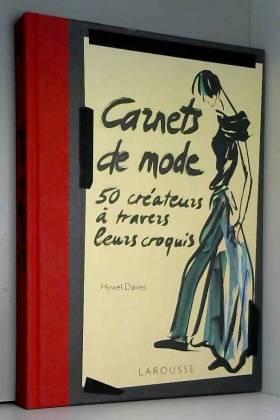 Carnets de mode - 50...