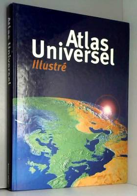 Atlas universel illustré
