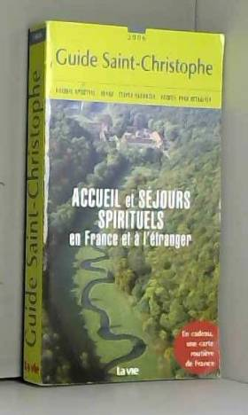 Guide Saint-Christophe - Guide Saint-Christophe