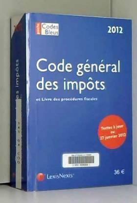 Code général des impôts et...