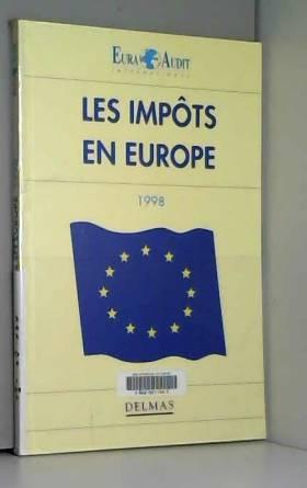 Les impôts en Europe: 1998