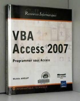 VBA Access 2007 -...