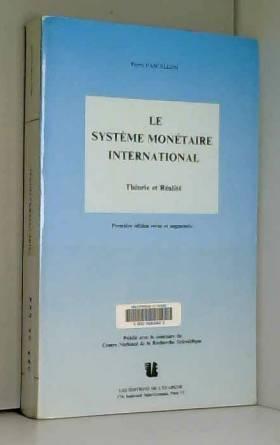 Le Système monétaire...