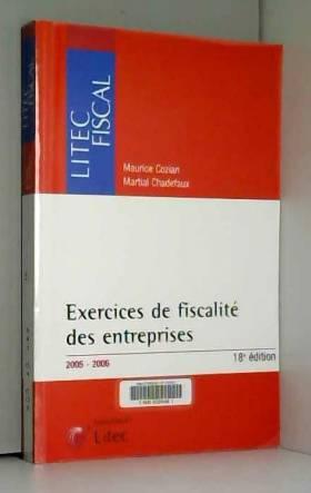 Exercices de fiscalité des...