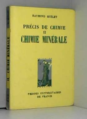 PRECIS DE CHIMIE / TOME II...
