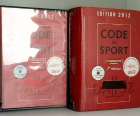 Code du sport 2012,...