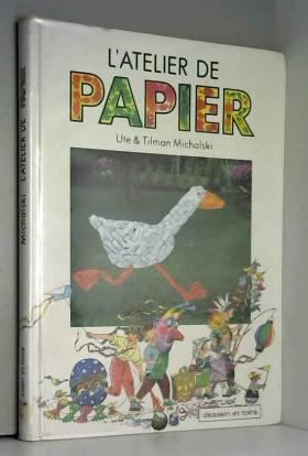 L'atelier de papier
