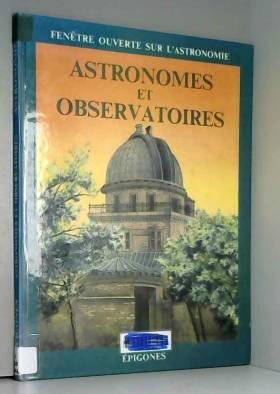 Astronomes et observatoires