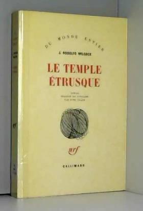 Le Temple étrusque