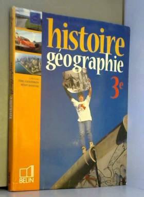 Histoire-Géographie, 3e