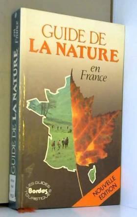 Guide de la nature en France