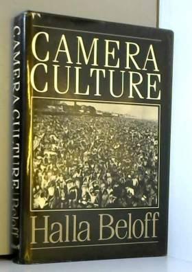 Halla Beloff - Camera Culture