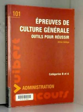 Epreuves de culture...
