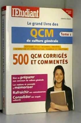 Le grand livre QCM culture...