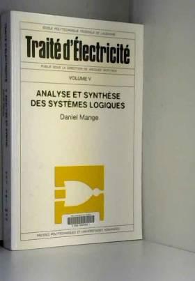 Analyse et Synthèse des...