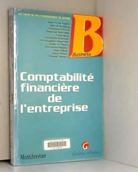 Comptabilité financière de...