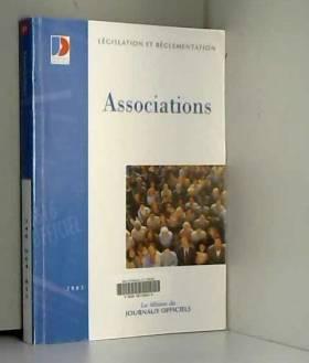 Associations : Législation...