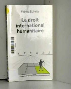 Le droit international...